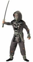 Incharacter Zombie Ninja Krieger Skelett Kinder Halloween Kostüm CB92002 - $27.08
