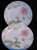 Lenox China Winter Garden Winter Rose Chinaberry Dinner Plate Vintage Di... - $39.99