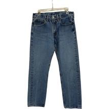 Levis 505 Mens Jeans Size 31 x 30 Straight Leg  - $27.95