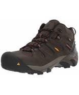 Keen Utility Men's Lansing Mid Waterproof Industrial and Construction Shoe - $212.73+
