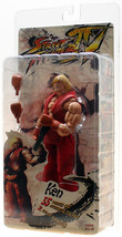 Street Fighter IV Series 1 Ken Action Figure Brand NEW! - $49.99
