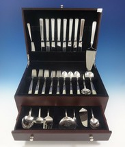Old Lace by Towle Sterling Silver Flatware Set For 8 Service 52 Pcs Many Servers - $2,400.00