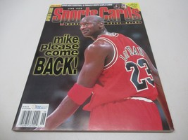 Sports Cards Magazine Price Guide June 1998 Michael Jordan Cover VG-NM - $9.78