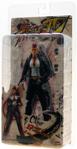 Street Fighter IV Series 1 Crimson Viper Action Figure Brand NEW! - $34.99