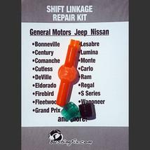 Titan Transmission Shift Cable Repair Kit w/ bushing Easy Install - $24.99