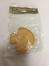 Hallmark Plastic Cookie Cutter Mushroom Nature 1960's Spring Vintage in ... - $9.89