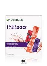 Nutrilite tubes 2GO Blackberry vitamin c hydrolized Nutricost Kirkland a... - $24.01