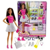 "NEW Barbie 2016 You Can Be Anything Series 12"" Doll Set NIKKI FCH77 Shoe... - $46.99"