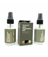 Timberland Product Care 4 pcs Travel/Gift Kit Balm Proofer Renewbuck Sty... - $26.03