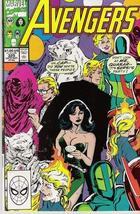 The Avengers #325 [Comic] [Jan 01, 1990] Marvel Comics - $3.91