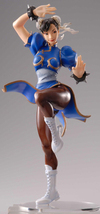 Street Fighter II Chun Li PVC Statue Figure Brand NEW! - $129.99