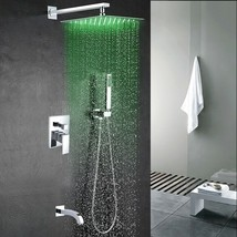 Fontana Perlude Ceiling Mount Shower Set Without LED Lights FS1061SH - 1... - $748.52