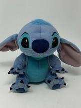 "Walt Disney World 8"" Plush STITCH Stuffed Animal Blue Extraterrestrial Toy - $9.89"