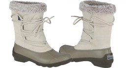 Sperry Top-Sider Women's Syren Strait Oat Boots Size 6.5 - $98.99