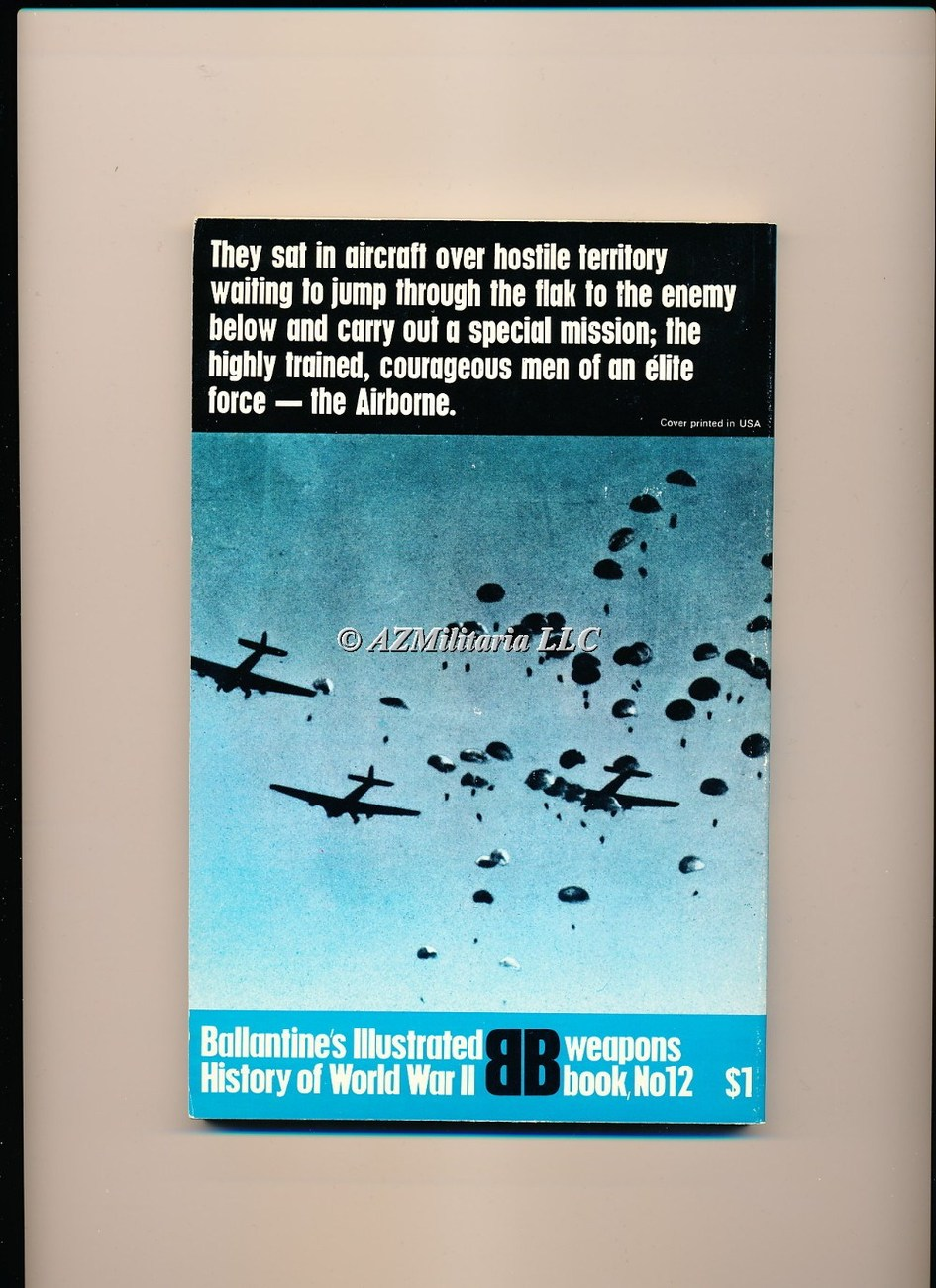 Airborne (Weapons Book No 12)