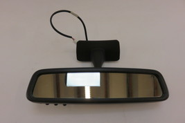 Mercedes W463 G500 G55 mirror, interior rearview, black, with homelink - $116.86