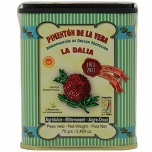 Pimenton de la Vera - Traditional Bittersweet Smoked Paprika - 40 x 2.5 oz - $154.56