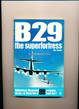 B29 The Superfortress (Weapons Book, No 17) - $5.75