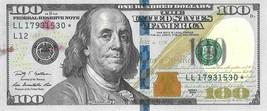 $100 DOLLARS 2009 A STAR SAN FRANCISCO 2178 * LUCKY MONEY VALUE $165 - $148.50
