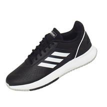 Adidas CourtSmash Men's Tennis Shoes Sports Athletic Black F36717 - £58.60 GBP