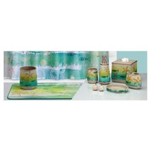 By The Sea' 5-Piece Polyresin Multi-Colored Bath Accessory Collection - $128.77