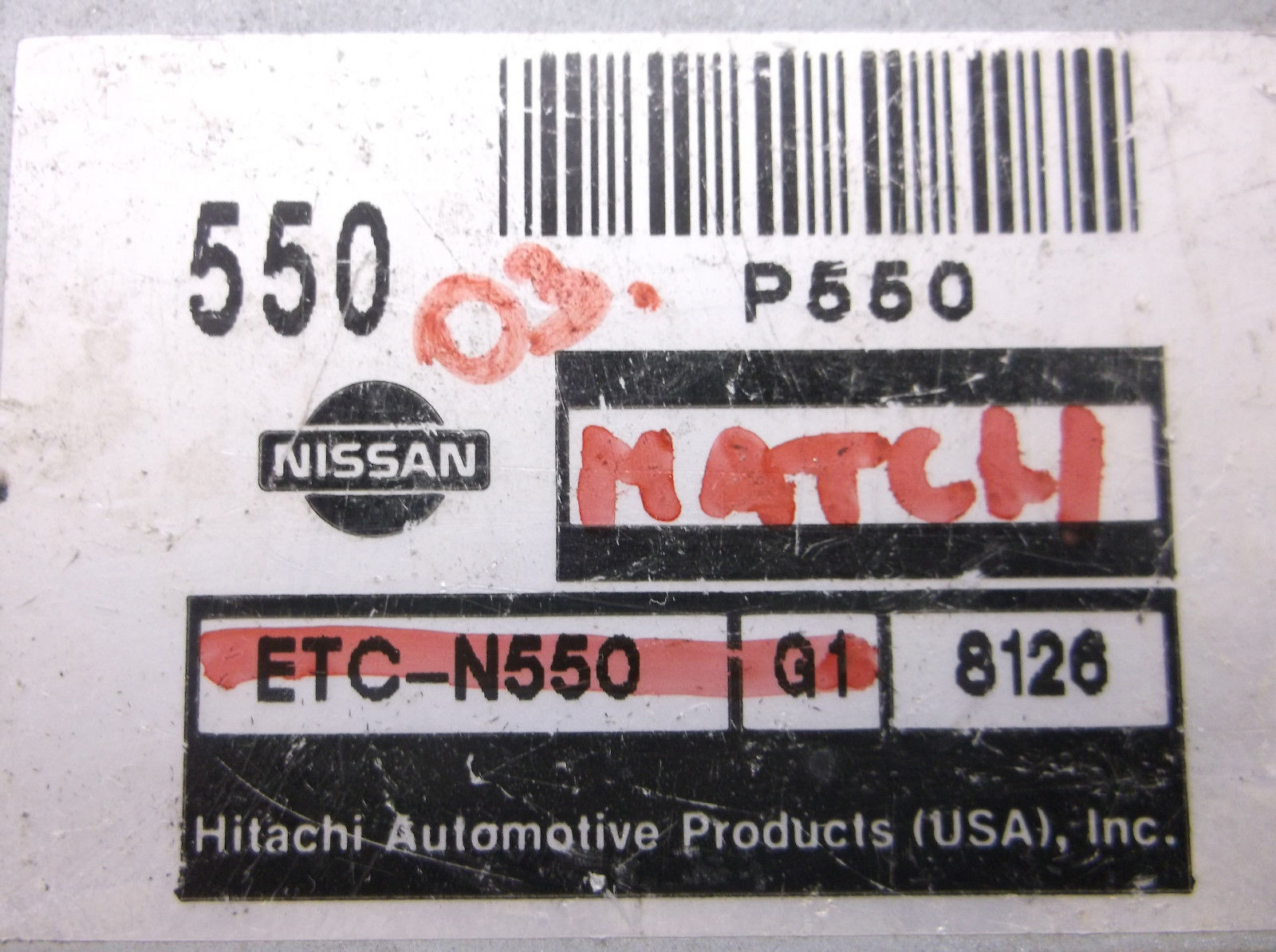 98-99 Nissan Altima    Transmission Control and 24 similar items
