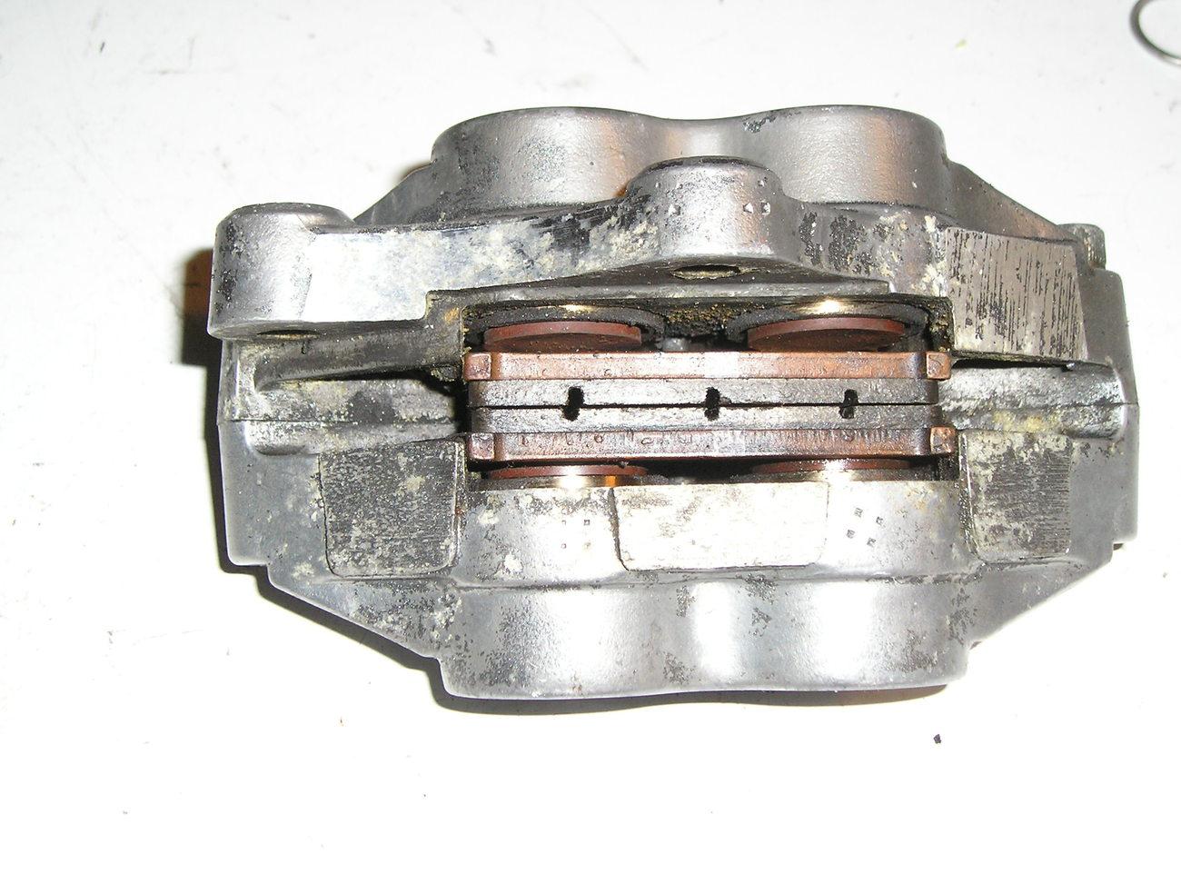 Kawasaki ZX750L '93-'95 left front brake caliper