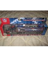 """""""Denver Broncos"""" tractor trailler - $13.00"""