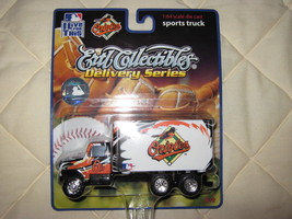 "MLB ""Orioles"" sports truck - $10.00"