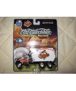 "MLB ""Orioles"" sports truck - $10.00"