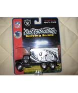 """NFL """"Raiders"""" sports truck - $10.00"""