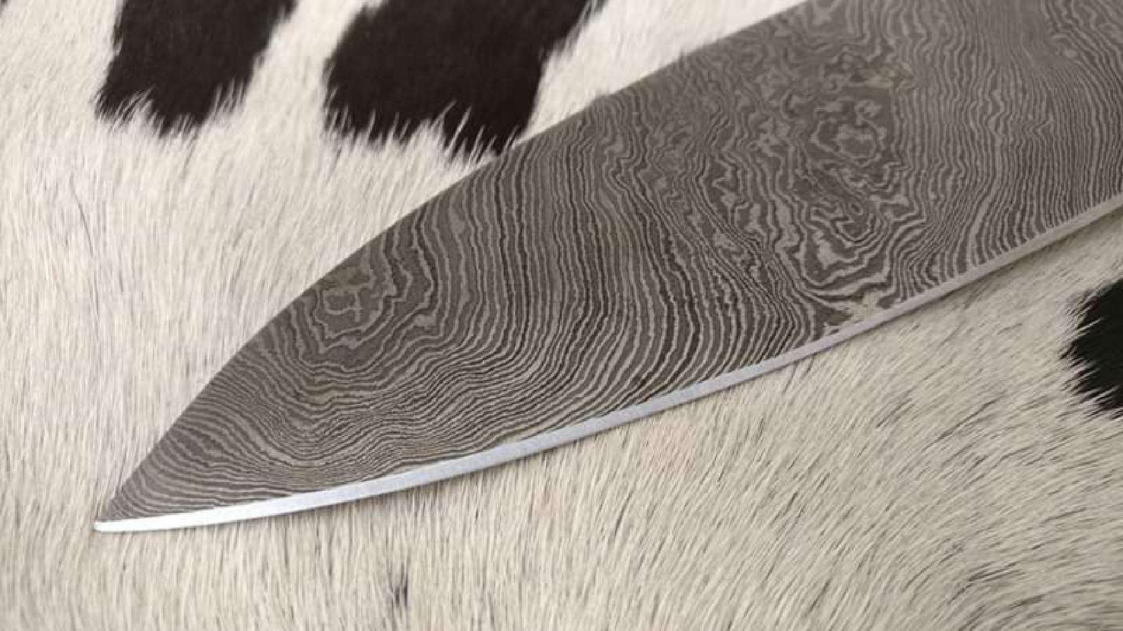 For Sale, Hand Made Chef Knife image 3
