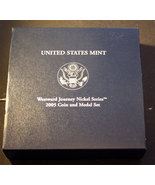 2005 Coin and Medal, United States Mint, Westward Journey Nickel Series - $19.99