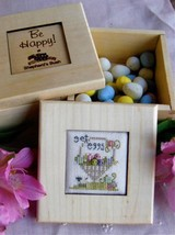 Get Eggs Kit cross stitch kit Shepherd's Bush - $10.80