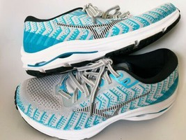 Mizuno Wave Rider 24 Waveknit Women's Running Shoes 8.5 Read Description - $38.69