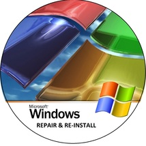 Windows XP TABLET 2005 - Re-Installation, Repair , Restore DVD DISC - $8.00