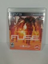 Fuse (PS3) PlayStation 3 Fun Shooter Game New Sealed Fast Free Shipping - $19.79