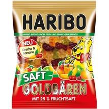 Haribo Of Germany: Goldbaren/ Gold Bears Juicy Gummy bears-175g-FREE Shipping - $7.89