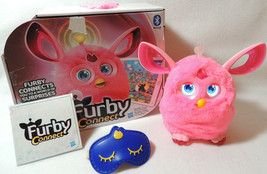 FURBY Connect  PINK Interactive Friend Toy Bluetooth Hasbro -Tested Orig... - $59.37