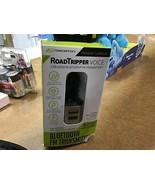 Bracketron Roadtripper VOICE Car Audio Bluetooth FM Transmitter – Black - $9.25