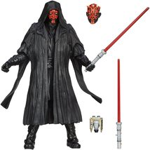 Star Wars The Black Series Darth Maul Figure 6 Inches - $99.99