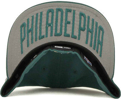 New Era Philadelphia Eagles Draft 2013 Flip Under Visor 59Fifty Fitted Cap Hat