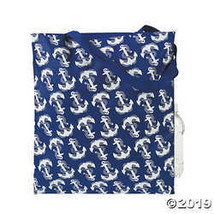 Large Navy Anchor Totes - $15.49