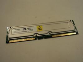 Toshiba RAM 600Mhz 256MB (64MB/4) THMR1NE-6 PC600-53 - $7.24