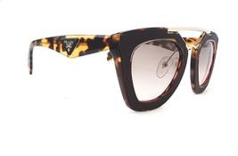 PRADA Women's Sunglasses PR14SS VHC4K0 140 Havana MADE IN ITALY - New! - $199.95