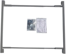 Adjust-A-Gate Consumer Steel-Painted Gate Frame Kit - $76.13