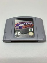 Nintendo 64 Wayne Gretzky's 3D Hockey N64 Video Game 1996 Cartridge Only - $5.90