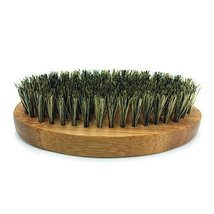 Badass Beard Care Beard Brush for Men - 100% Pure Boars Hair Bristles, Lightweig image 7