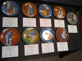 Norman Rockwell Collector's Plates  - $249.99