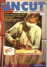 Is It Uncut? Magazine #8 Werewolf Woman Orgy Of The Vampires Horror Sci-Fi - $19.95